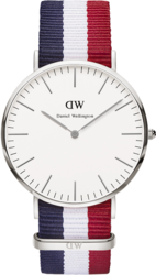 Часы Daniel Wellington DW00100017 Cambridge 40 - Дека