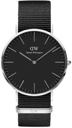 Часы Daniel Wellington DW00100149 Black Cornwall 40 - Дека