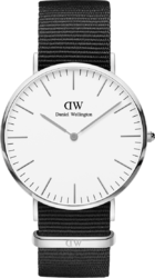 Часы Daniel Wellington DW00100258 Classic 40 Cornwall S White - Дека