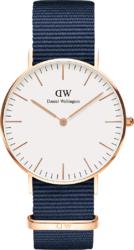 Часы Daniel Wellington DW00100279 Classic 36 Bayswater RG White — ДЕКА