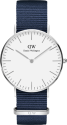 Часы Daniel Wellington DW00100280 Classic 36 Bayswater S White - ДЕКА