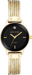 Часы Anne Klein AK/3220BKGB - Дека