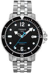 Часы TISSOT T066.407.11.057.00 - Дека