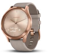 Смарт-часы Garmin Vivomove HR, WW, Premium, Rose Gold-Gray, One-Size - Дека
