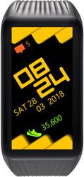 Фитнес-браслет NOMI SB-22 Black - Дека
